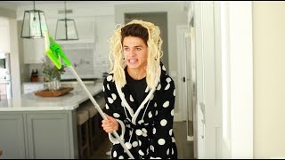 Download WHEN YOUR MOM IS ADDICTED TO CLEANING.. | Brent Rivera Video