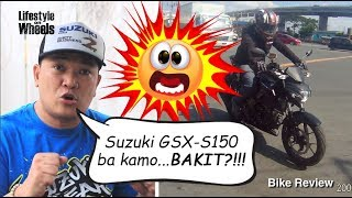 Download Suzuki GSX-S150 ba kamo... BAKIT?!!! Video
