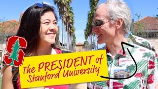 Download The President of Stanford University is a fan of Cath in College (Featuring Marc Tessier-Lavigne!) Video