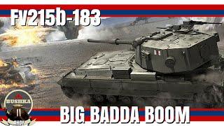 Download World Of Tanks Blitz FV215b 183 The Sixteen Million Credit Tank Video