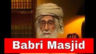 Download Babri Masjid - Maulana Wahiduddin Khan || by Message of Peace Video