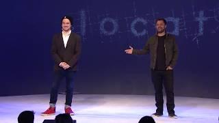Download Closing Keynote with George Hotz & Eric Gundersen (Locate 18) Video