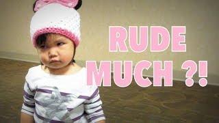 Download RUDE!!! - June 13, 2014 - itsjudyslife Daily Vlog Video