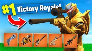 Download FORTNITE BUT EVERYTHING IS GOLD! Fortnite Battle Royale (Solid Gold V2) Video