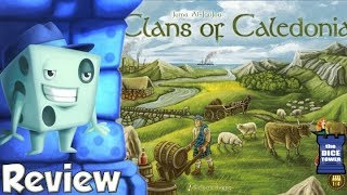 Download Clans of Caledonia Review - with Tom Vasel Video