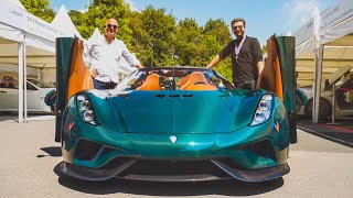 Download NEW Koenigsegg Regera FIRST DRIVE In The £1.5M Hypercar! Video