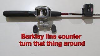 Download Berkley line counter Video