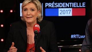 Download La chronique de Laurent Gerra devant Marine Le Pen Video