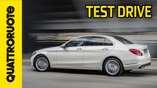 Download Mercedes Classe C 2014 Test Drive Video