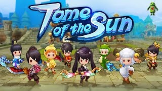 Download Tome of the Sun (iOS/Android) Gameplay HD Video