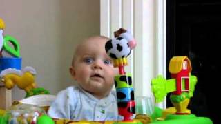 Download Emerson - Mommy's Nose is Scary! (Original) Video
