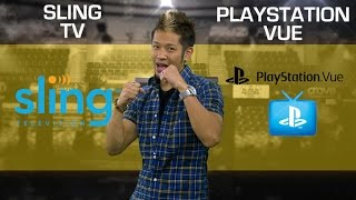 Download Sling TV vs. PlayStation Vue: 1 year later (CNET Prizefight) Video