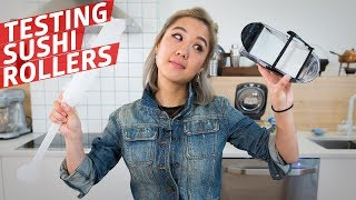 Download Do You Need a Sushi Rolling Tool? — The Kitchen Gadget Test Show Video
