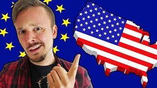 Download 15 American Things Europeans Find Weird | Get Germanized Video
