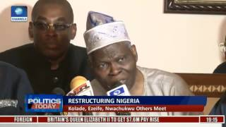 Download Restructuring Nigeria: Nation's Political Structure And The Clamour Pt. 2 Video