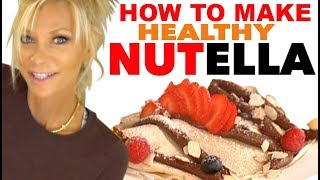 Download Make Your Own Healthy Nutella Chocolate Spread Video