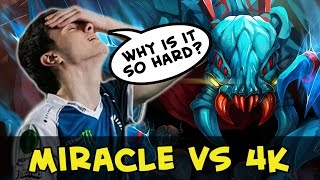 Download Miracle vs 4000 MMR — NotLikeThis Video