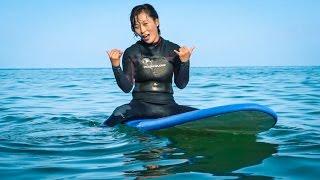 Download NORTH KOREAN SURFER CHICKS - North Korea Day 6 Video
