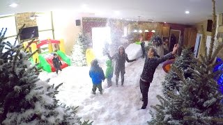 Download INDOOR SNOWSTORM PRANK!! Video