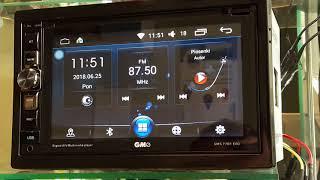 Download GMS 7701 evo Intel 4-core - Radio 2din Android - Meszyński Serwis - GMS Video
