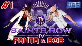 Download Fanta et Bob dans SAINTS ROW 4 - Ep. 1 Video