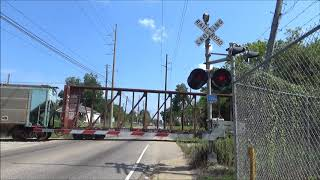 Download Range Street Railroad Crossing #1 (Video 1), Dothan, AL Video