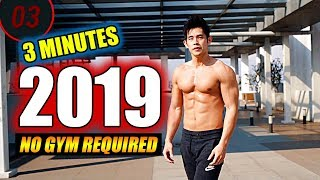 Download 2019 Full Body Workout - 3min each round Video