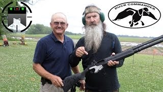 Download Skeet shooting with Duck Commander and Jerry Miculek in Slow-Mo! Video