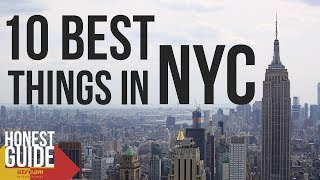 Download 10 BEST THINGS IN NEW YORK CITY (Honest Guide) Video
