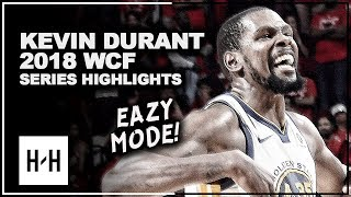 Download Kevin Durant Full Series Highlights vs Rockets | 2018 Playoffs West Finals Video