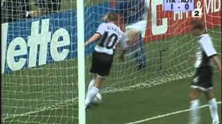 Download World Cup 1998 | Group B | Italy - Austria | 2-1 | Highlights Video