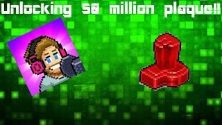 Download Unlocking 50 million subscriber plaque ruby play button on pewdiepie's tuber simulator Video