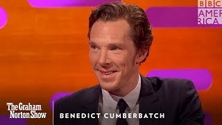 Download Benedict Cumberbatch Reacts to a Reddit Review of Himself - The Graham Norton Show Video