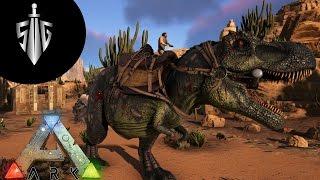 Download ARK Scorched Earth Türkçe T Rex S2B9 Video