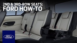 Download Transit Connect 7-Passenger: 2nd- and 3rd-Row Seats | Ford How-to | Ford Video