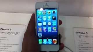Download iPhone 5 4G LTE antenna radio FAIL. Video