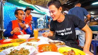 Download Lao Street Food - GIANT STICKY RICE Feast and Stuffed Chili Fish in Vientiane, Laos! Video