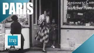 Download 1957 : Le dimanche à Paris | Archive INA Video