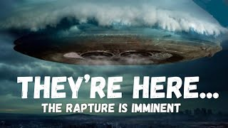 Download They're HERE...The Rapture is Imminent-Cloaked Spaceships Seen, Fallen Angels Are Here Video