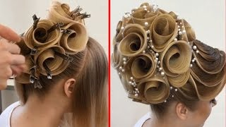 Download Top 10 Hair Transformations by Professional Hair Stylists Video