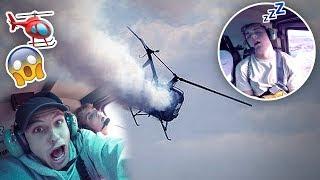 Download SAVAGE HELICOPTER IS CRASHING PRANK {EMERGENCY🆘} Video