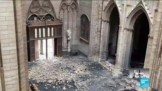 Download What caused the fire at Notre-Dame? Video