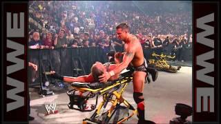 Download Rob Van Dam vs. Randy Orton - Stretcher Match: One Night Stand 2007 Video