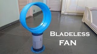 Download How to Make a Bladeless Fan using Plastic bucket at Home Video