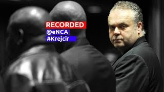 Download Day 2 of Krejcir sentencing Video