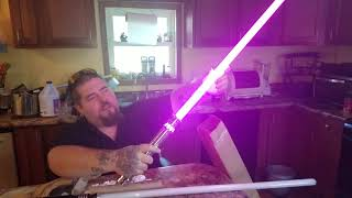 Download Unboxing 2 ultrasabers Diamond sabers 1 grab bag & 2- $75 mystery boxes Video