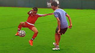Download 7 Year Old Kid Shows How To Destroy a Defender - Skills for Kids Video