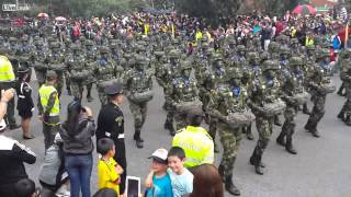Download Colombian Military Parade, Independence Day, July 20 2014 Video