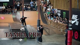 Download Tampa Pro 2015: Finals Video