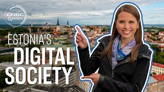 Download How Estonia became one of the world's most advanced digital societies | CNBC Reports Video